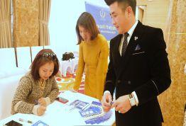 Nha khoa Quốc tế Việt Đức đồng hành cùng hội doanh nhân Việt Nam VPBA trong sự kiện lễ ra mắt chi hội Việt Mỹ