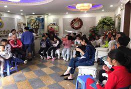 Không khí đầu tuần tại Nha khoa Quốc tế Việt Đức