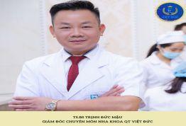 TS.BS Trịnh Đức Mậu – Đôi bàn tay tài hoa kiến tạo những nụ cười vàng