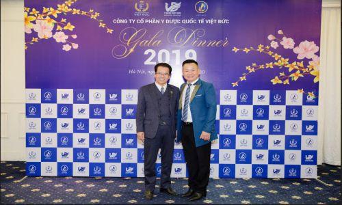 Review tiệc tất niên 2019 - Công ty Cổ Phần y Dược Quốc tế Việt Đức